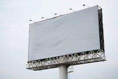 Κενό διαστημικό υπόβαθρο πινάκων διαφημίσεων για τη διαφήμιση στοκ εικόνα με δικαίωμα ελεύθερης χρήσης