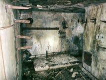 Κενό δωμάτιο πολύ τρομακτικό Στοκ εικόνες με δικαίωμα ελεύθερης χρήσης
