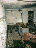 Κενό δωμάτιο πολύ τρομακτικό Στοκ Φωτογραφίες