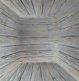 Κενό εσωτερικό για το σχέδιο, ξύλινος τοίχος κενό δωμάτιο Διάστημα για το κείμενο και την εικόνα Ιδέες και ύφος σχεδίου Στοκ φωτογραφίες με δικαίωμα ελεύθερης χρήσης