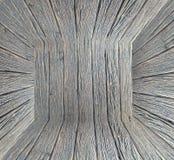 Κενό εσωτερικό για το σχέδιο, ξύλινος τοίχος κενό δωμάτιο Διάστημα για το κείμενο και την εικόνα Ιδέες και ύφος σχεδίου Στοκ εικόνες με δικαίωμα ελεύθερης χρήσης