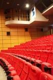 κενό θέατρο Στοκ φωτογραφία με δικαίωμα ελεύθερης χρήσης