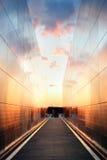 Κενό μνημείο ουρανού Στοκ φωτογραφίες με δικαίωμα ελεύθερης χρήσης