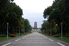 Κενό πάρκο Στοκ Εικόνα