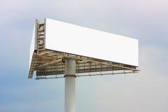 κενό πινάκων διαφημίσεων Στοκ Φωτογραφία