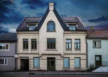 κενό σπίτι παλαιό Στοκ φωτογραφίες με δικαίωμα ελεύθερης χρήσης