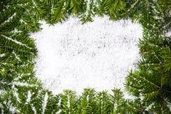 Κενό σχέδιο Χριστουγέννων, υπερυψωμένο Στοκ εικόνες με δικαίωμα ελεύθερης χρήσης