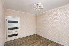 κενό σύγχρονο δωμάτιο Στοκ Εικόνες