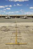 κενό τερματικό αερολιμένων αεροπλάνων στοκ φωτογραφία με δικαίωμα ελεύθερης χρήσης
