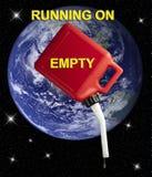 κενό τρέξιμο Στοκ εικόνα με δικαίωμα ελεύθερης χρήσης