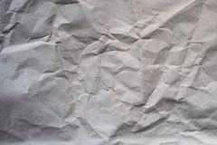 Κενό φύλλο του τσαλακωμένου τυλίγοντας εγγράφου στοκ φωτογραφίες με δικαίωμα ελεύθερης χρήσης