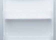 κενό ψυγείο ψυκτήρων Στοκ φωτογραφία με δικαίωμα ελεύθερης χρήσης