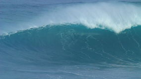 Κενό ωκεάνιο κύμα φιλμ μικρού μήκους