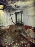 Κενό δωμάτιο εργοστασίων Στοκ Εικόνες