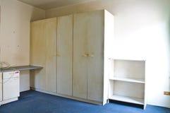 Κενό δωμάτιο με το λευκό Στοκ Φωτογραφία