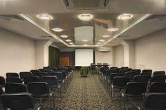 Κενό δωμάτιο παρουσίασης Στοκ φωτογραφία με δικαίωμα ελεύθερης χρήσης