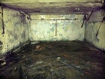 Κενό δωμάτιο πολύ τρομακτικό Στοκ Φωτογραφία