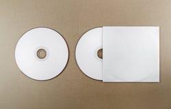 Κενό Compact-$l*Disk Στοκ Εικόνα