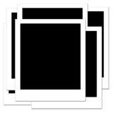 κενό polaroid 3 Στοκ Εικόνες