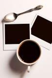 κενό polaroid Στοκ εικόνες με δικαίωμα ελεύθερης χρήσης