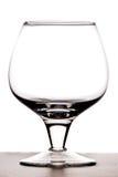 κενό wineglass Στοκ Εικόνα
