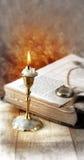 κερί βιβλίων Στοκ Εικόνες