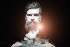 Κερί εκμετάλλευσης ατόμων Στοκ Εικόνες