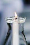 κερί ενιαίο Στοκ εικόνες με δικαίωμα ελεύθερης χρήσης