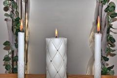 Κερί ενότητας Στοκ φωτογραφία με δικαίωμα ελεύθερης χρήσης