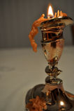 Κερί θανάτου Στοκ φωτογραφία με δικαίωμα ελεύθερης χρήσης