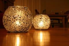 κερί κεριών Στοκ φωτογραφίες με δικαίωμα ελεύθερης χρήσης