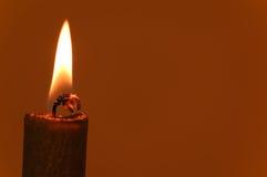 κερί που απομονώνεται Στοκ εικόνες με δικαίωμα ελεύθερης χρήσης