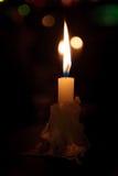 κερί που λειώνουν Στοκ Φωτογραφία