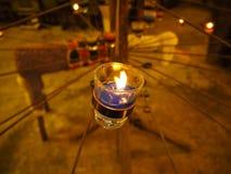 Κερί χρώματος για τη διακόσμηση Στοκ φωτογραφία με δικαίωμα ελεύθερης χρήσης