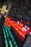 Κερί χρώματος στοκ φωτογραφίες με δικαίωμα ελεύθερης χρήσης