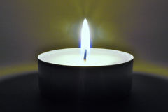 Κερί Στοκ εικόνα με δικαίωμα ελεύθερης χρήσης