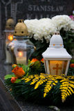 κερί IV Στοκ Εικόνες