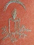 κερί siver Στοκ εικόνες με δικαίωμα ελεύθερης χρήσης