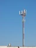 Κεραία κινητών τηλεφώνων Στοκ Εικόνα