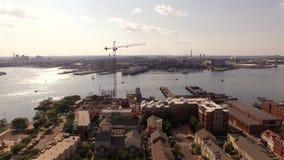 Κεραία της Βοστώνης απόθεμα βίντεο