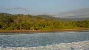 Κεραία της Κόστα Ρίκα απόθεμα βίντεο