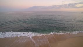 Κεραία της παραλίας στο Μεξικό απόθεμα βίντεο