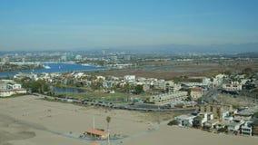 Κεραία του Λος Άντζελες απόθεμα βίντεο