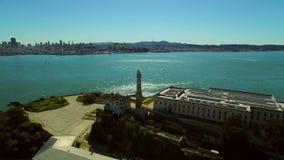 Κεραία του Σαν Φρανσίσκο απόθεμα βίντεο