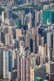 Κεραία του Χογκ Κογκ Στοκ φωτογραφία με δικαίωμα ελεύθερης χρήσης
