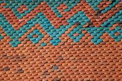 κεραμίδια στεγών Στοκ φωτογραφία με δικαίωμα ελεύθερης χρήσης