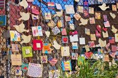 κεραμίδια της Αμερικής Στοκ φωτογραφία με δικαίωμα ελεύθερης χρήσης
