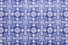 Κεραμίδια Azulejos στοκ φωτογραφίες