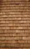 κεραμίδι ανασκόπησης ξύλινο Στοκ Φωτογραφίες