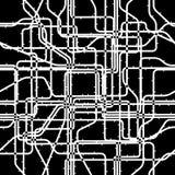 κεραμίδι δικτύων απεικόνιση αποθεμάτων